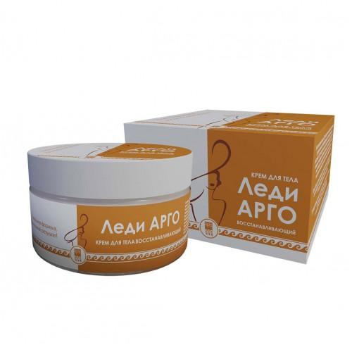 Крем для тела восстанавливающий Леди АРГО от компании Арго