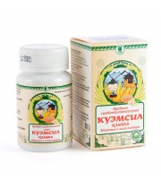 Продукт симбиотический КуЭМсил Цзамба, таблетки, 60 шт