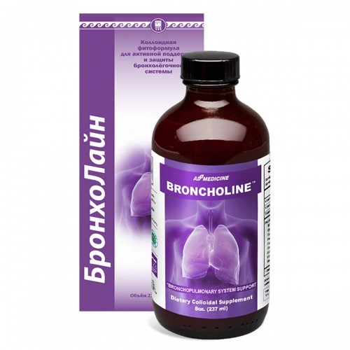 БронхоЛайн Коллоидный (BronchoLine)