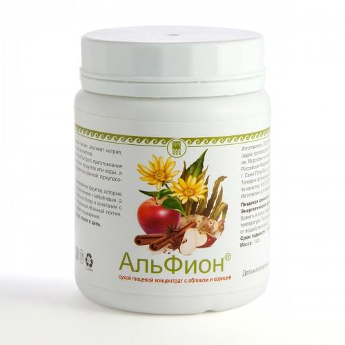 Концентрат пищевой с яблоком и корицей Альфион от компании Арго